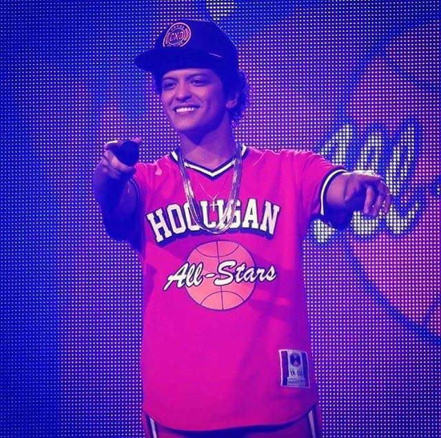 Happy Birthday!!! Bruno Mars I love you more today than yesterday, but not as much as tomorrow