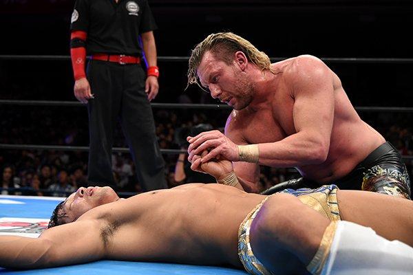"""NJPW:""""King of Pro Wrestling"""" Omega y Tanahashi triunfan, KUSHIDA se corona 11"""