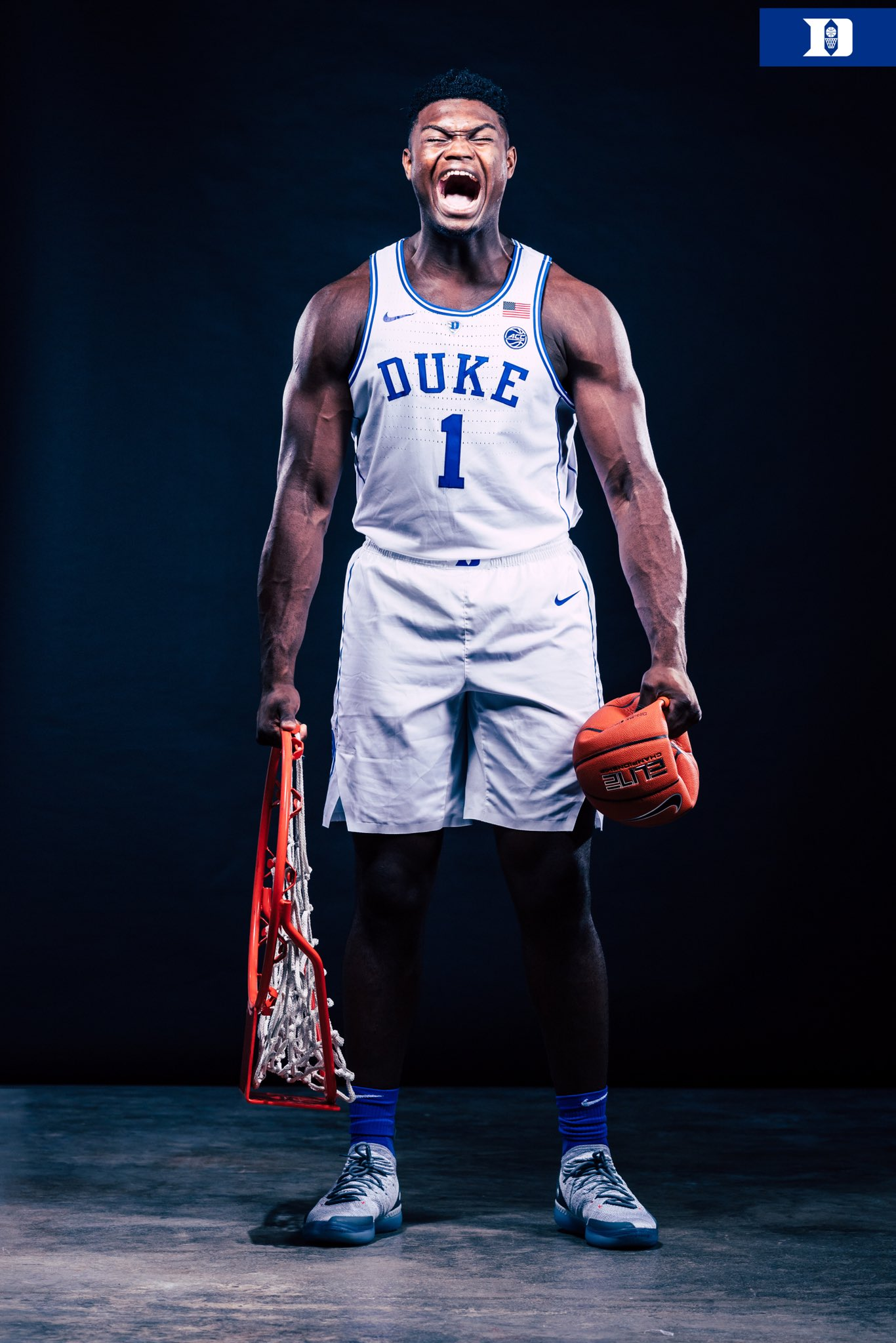 hot sale online 0c001 89f2e What do we make of this new photo of Zion Williamson ...