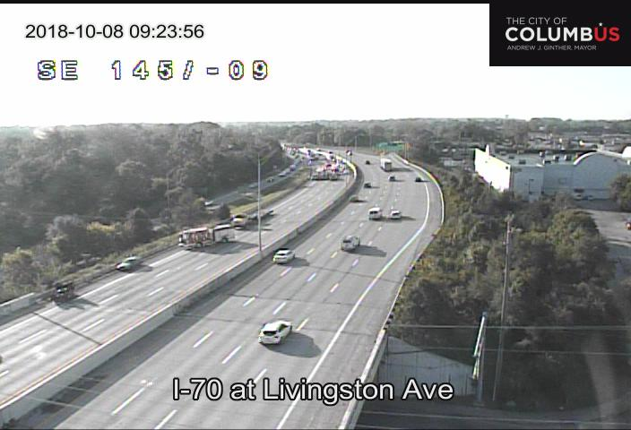 Wsyx Abc 6 On Twitter Update One Lane Of Traffic Getting By On I 70 Traffic Still Backed Up On The East Side Https T Co Vrleqz11gt
