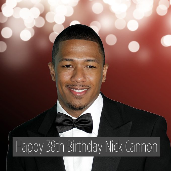 Happy 38th Birthday to Nick Cannon!