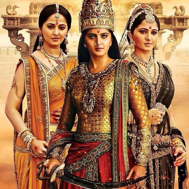 Versatility at its finest from Super Star👑 #AnushkaShetty A Queen in everyway @Anushka_ASF Performance 😎 🙏 Indias Best Women Centric movie @Gunasekhar1 #3YearsForAnushkaRudhramadevi