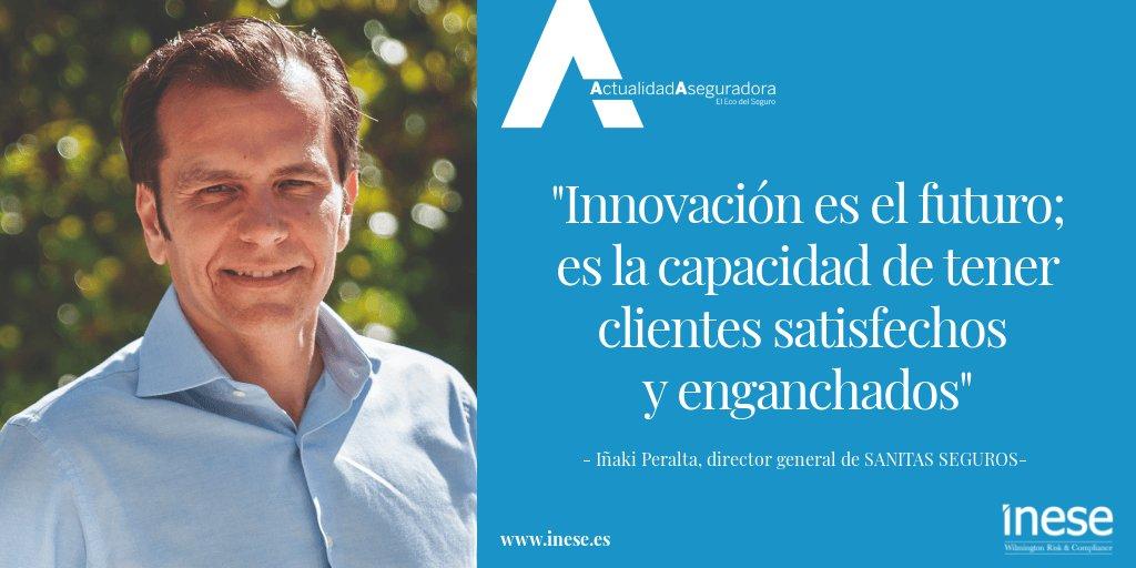 Image for the Tweet beginning: Visto en #ActualidadAseguradora 👉