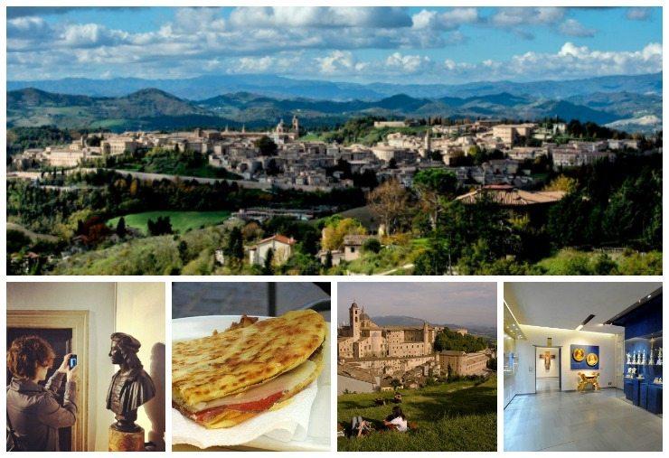 10 cose da fare e da vedere nella città ducale di #Urbino #destinazionemarche  #marche  @ComuneUrbino @gnmarche