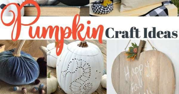 Tis the season to get SPICY with great Pumpkin ideas.  #KimberAZ #EXITRealtyLiving https://www.oursouthernhomesc.com/pumpkin-craft-ideas/ …