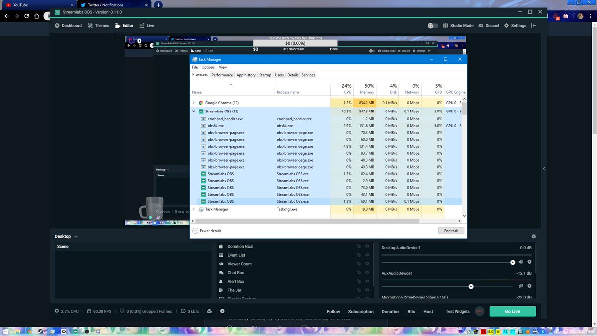 Streamlabs Obs Amd Encoder Settings