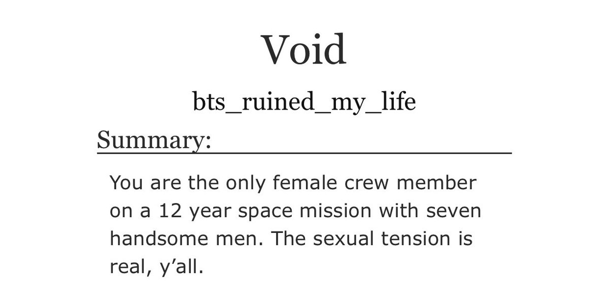 My Friends Told Me About You / Guide ao3 bangtan ot7