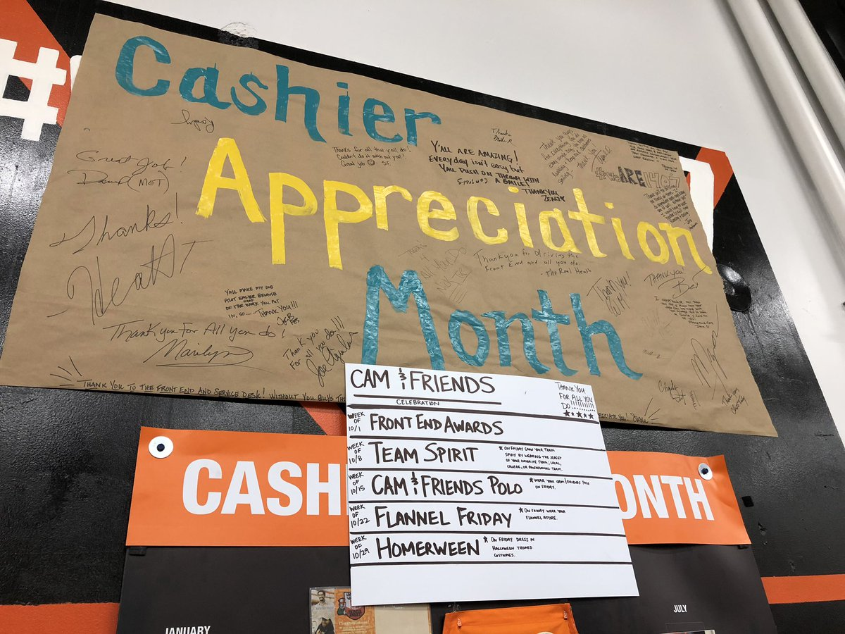 Tyler Blair On Twitter We Appreciate Our Cashiers Everyday