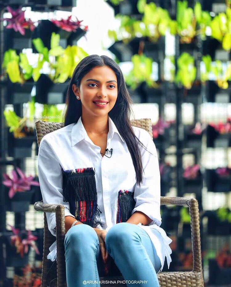 Editor transforms to Director - Thanks to Amala Paul