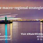 Image for the Tweet beginning: #EURegionsWeek has started! Visit #MadeWithInterreg