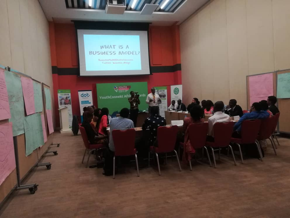 Rwanda Green Fund On Twitter During The Yca2018 Bootcamp The