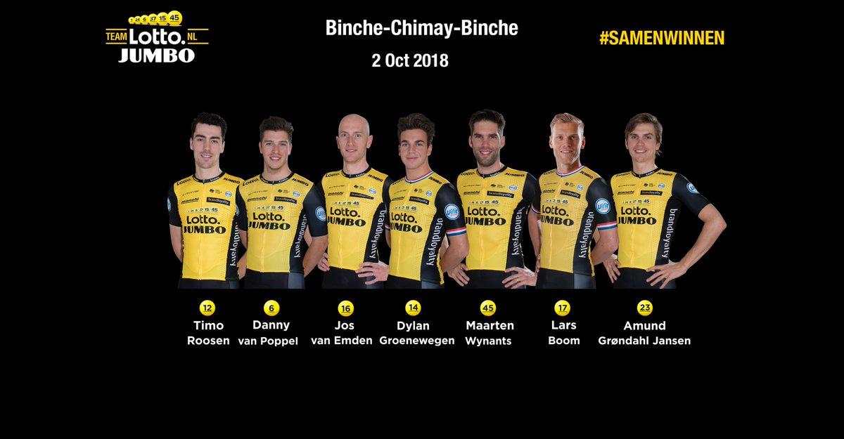 Team Jumbo-Visma cyclingVerified account  JumboVismaRoad b410e9c53