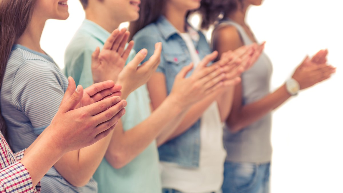 Clapping has been banned at University of Manchester Students' Union events to avoid triggering anxiety and improve accessibility. Students are instead encouraged to use 'jazz hands' to express their support.