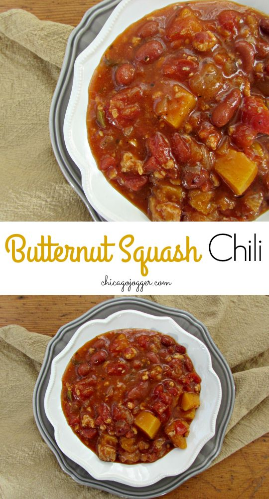 Butternut Squash Chili - the best healthy winter dinner recipe |  https://t.co/rXStTsY9YI https://t.co/oPZSe2TLRr