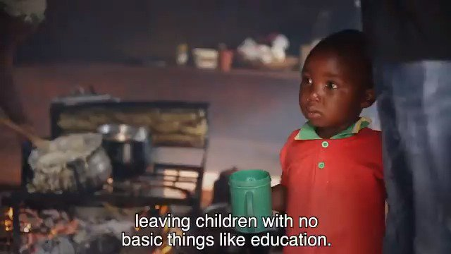 #DYK climate change is a threat to food supplies and can even keep children away from school? Watch how nuclear is helping this #Zimbabwe's village adapting to these challenges.