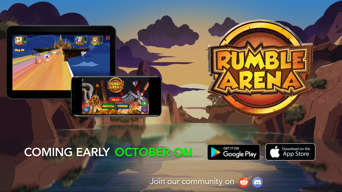 Rumble Arena on Twitter: