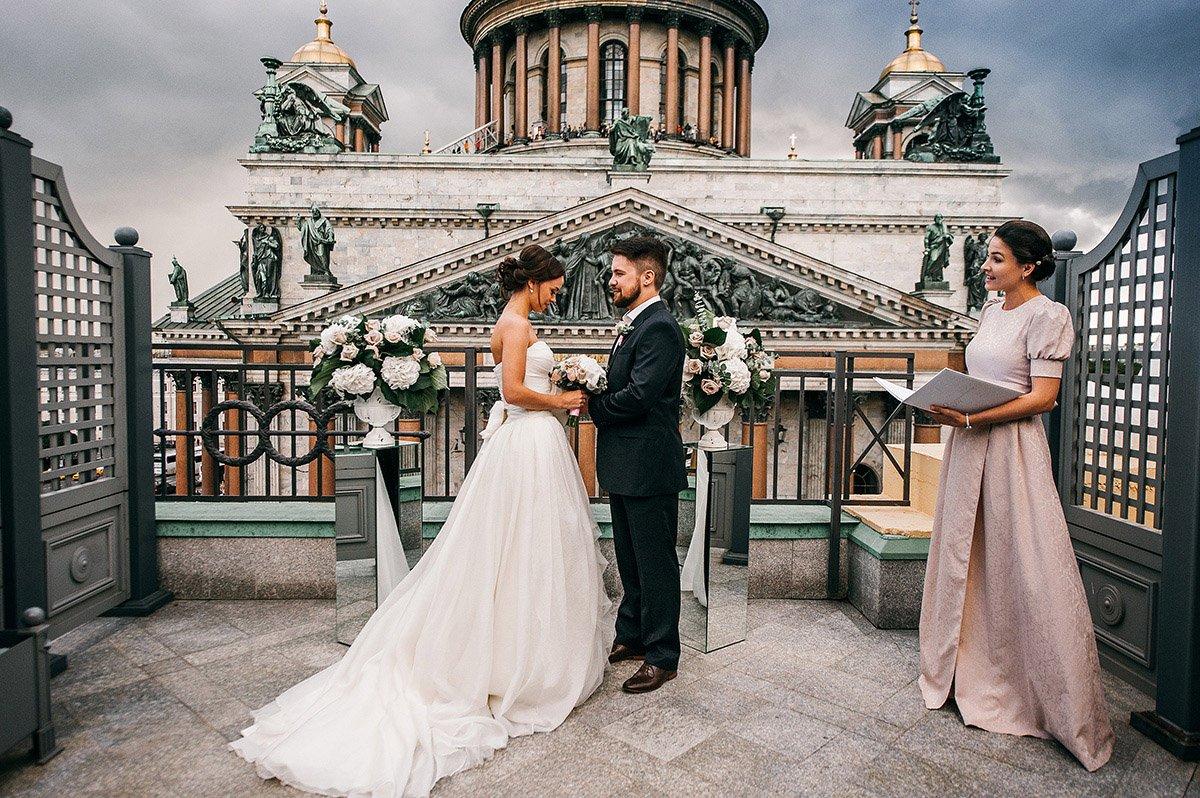 Букет, свадьба в санкт-петербурге для двоих
