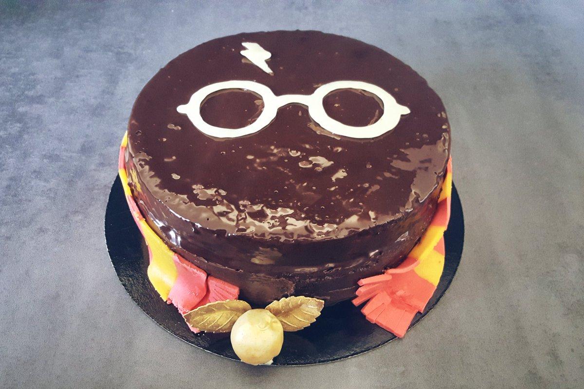 Clairement Chocolat Auf Twitter Gâteau 100 Chocolat Thème Harry