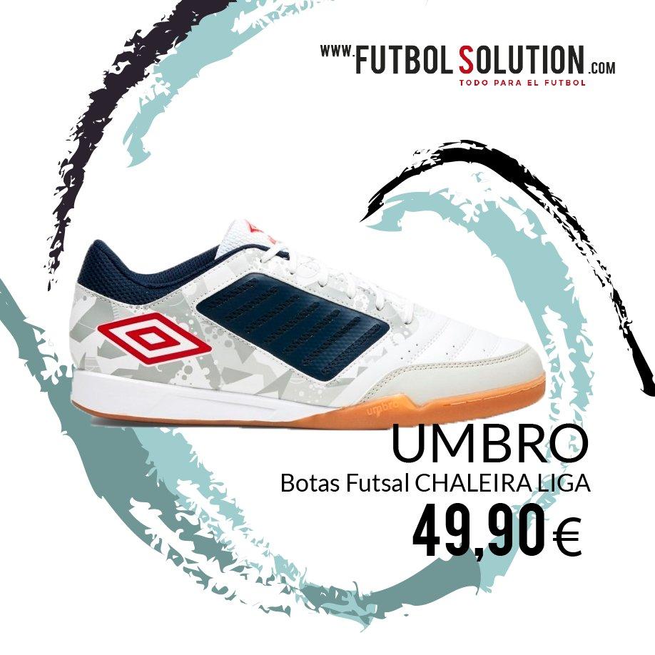 Tus zapatillas de fútbol sala| en FutbolSolution