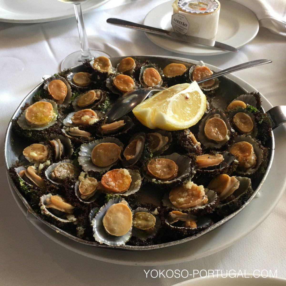 test ツイッターメディア - リスボンから車で1時間の港町セジンブラ。美味しい魚介類を食べられるとっておきの場所。ここに来たならマストの1枚貝ラパス、ガーリックバターともに旨み倍増。 (@ O Velho e o Mar in Sesimbra, Setúbal) https://t.co/g1EDG5qQ3a https://t.co/5sdLBpkFfH