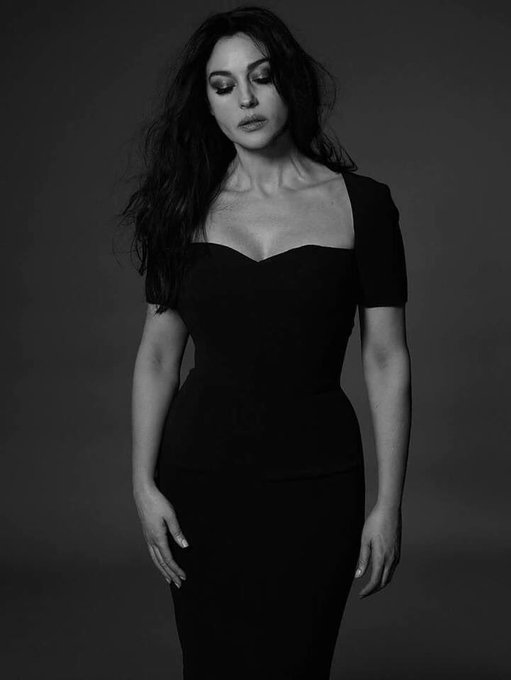 , Happy 54th Birthday Monica Bellucci.