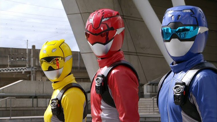power rangers beast morphers - 749×422
