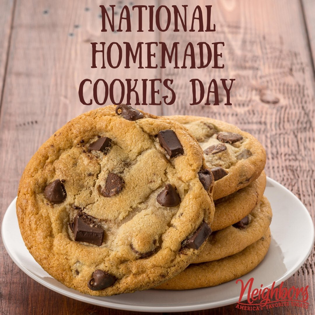 Neighbors Cookies On Twitter Happy National Cookie Month National Homemade Cookies Day Celebrate Today By Baking Up Some Delicious Neighbors Cookies Nationalcookiemonth Nationalhomemadecookiesday Neighborscookies Https T Co Fcl5jlsbew