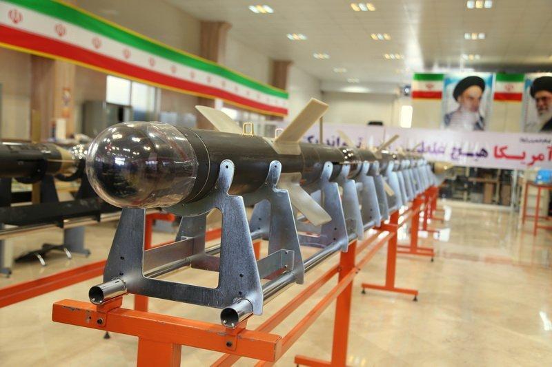 Иран успешно применил новый ударный БПЛА