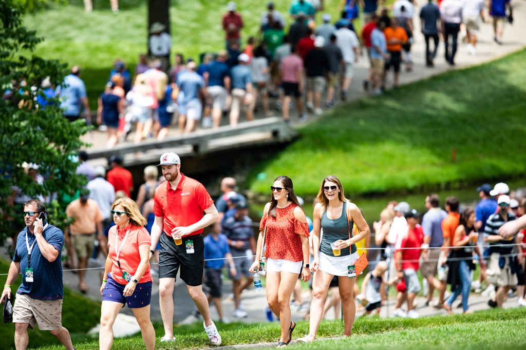 Its official…. 2019 #theMemorial badges are now on sale! Grab yours for best offers, including lowest pricing and NO order fee. We cant wait to see you in May! thememorialtournament.com/tickets/order-…
