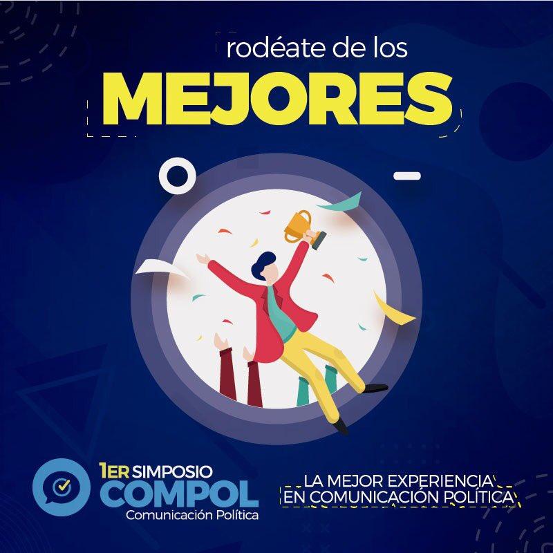 #FelizLunes Para ganar una elección debes aprender de los mejores, es por esa razón que no te puedes perder la mejor experiencia en comunicación política este 9/10 de noviembre en #Guayaquil. .  #Quito #Cuenca #Guayas #Pichincha #Azuay #Manabí #Ecuador #DomicilioElectoral https://t.co/6GG1kNoLik