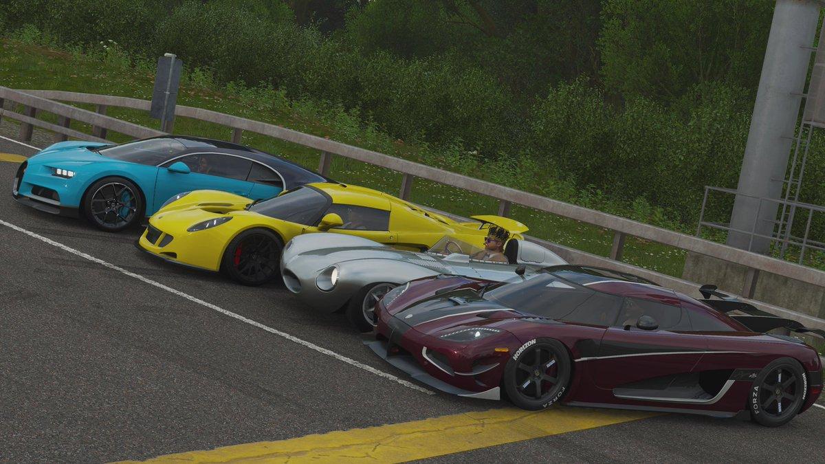 fastest car in forza horizon 4