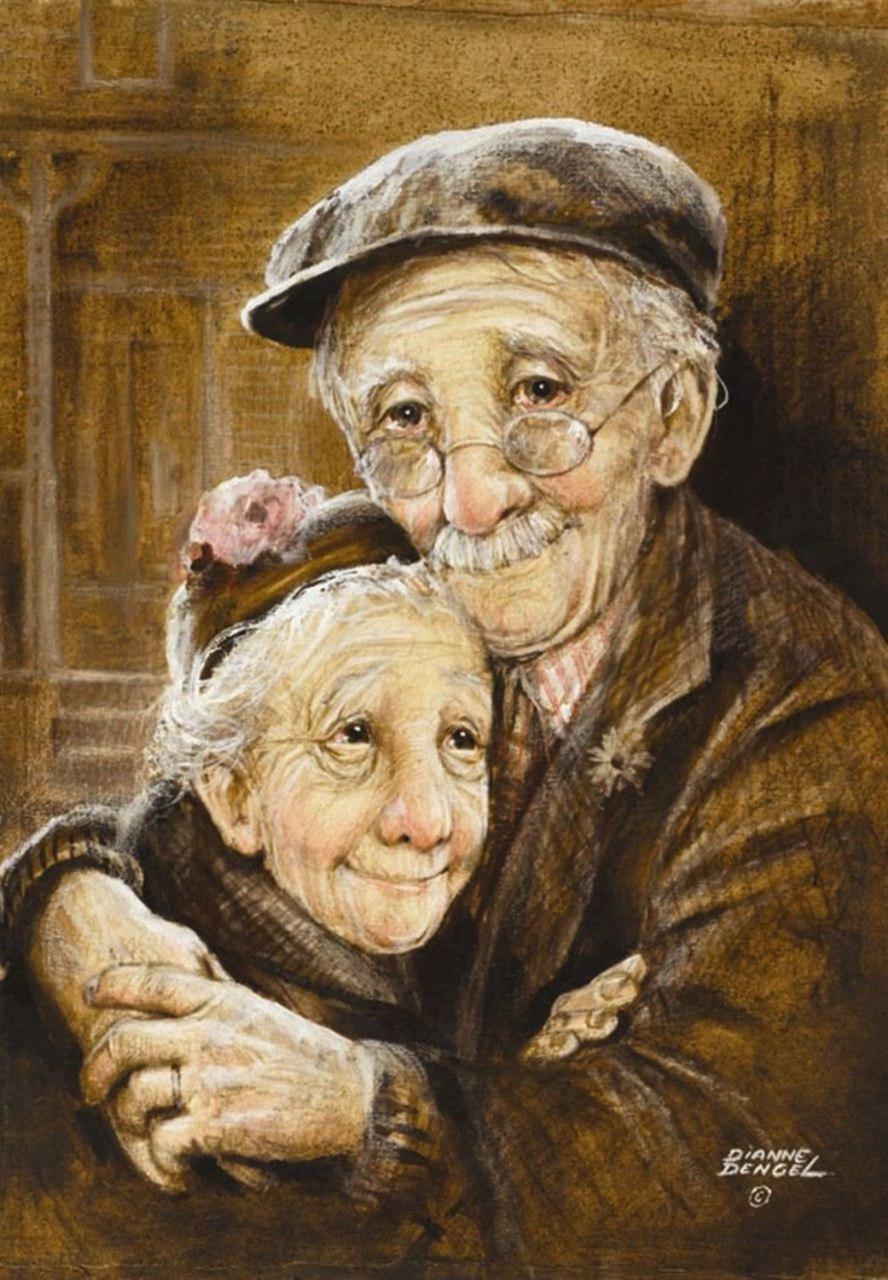 День, картинки с надписями про стариков