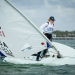 Image for the Tweet beginning: US Sailing Team Laser Radial