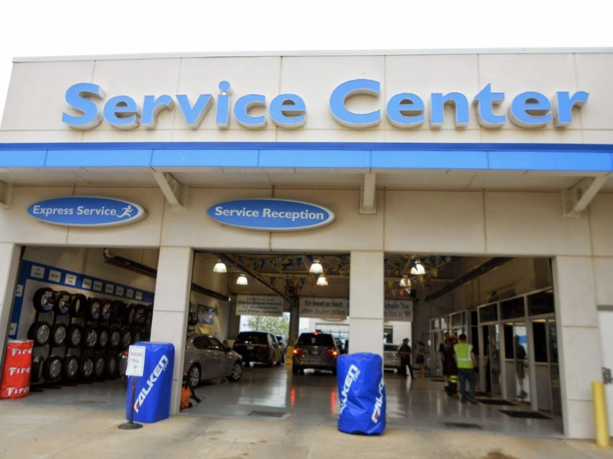 Bob Howard Honda Offers Many Great Amenities To All Those Waiting In Our  Service Center To