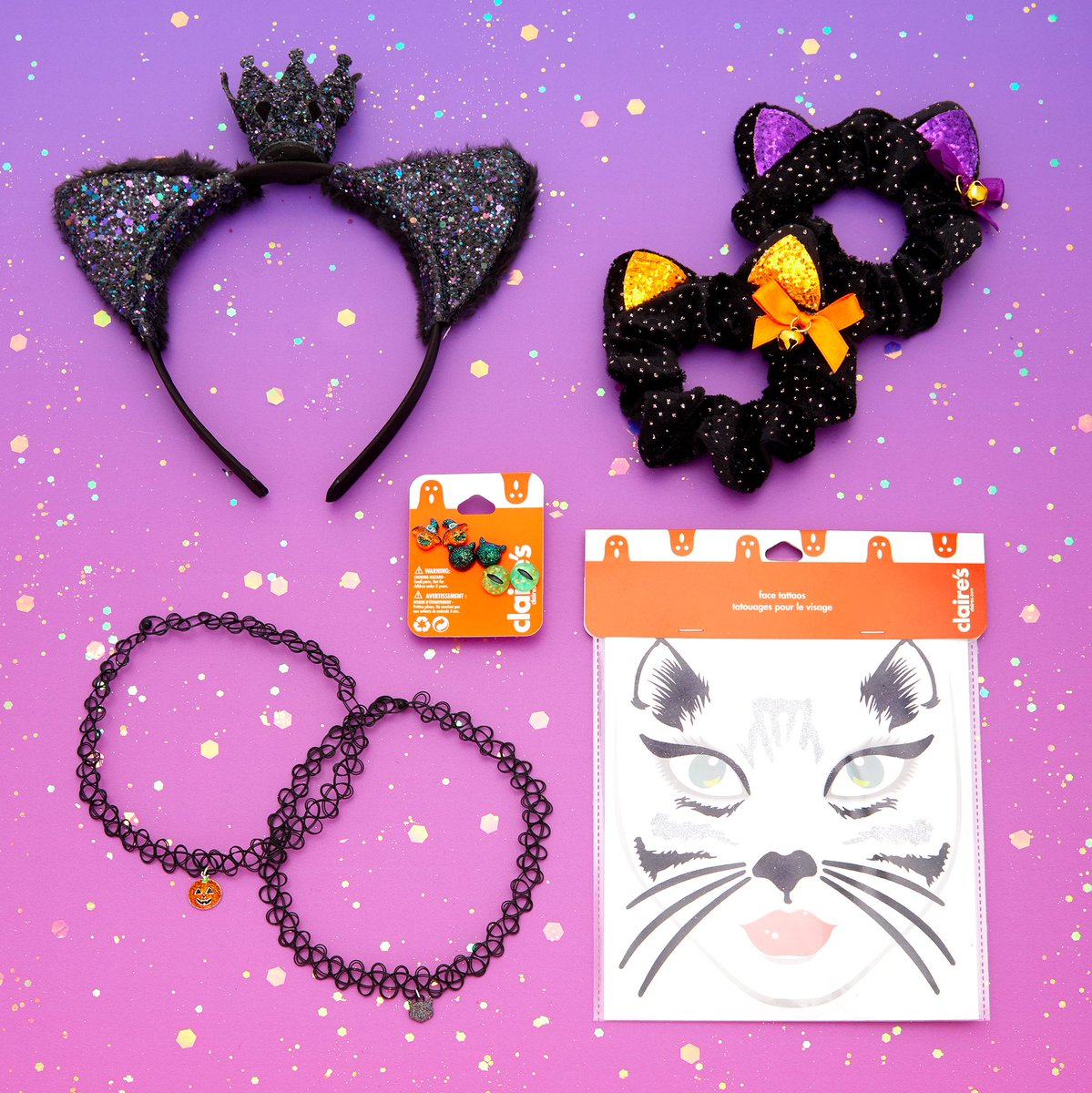"claire's on twitter: ""get the purrfect halloween costume and"