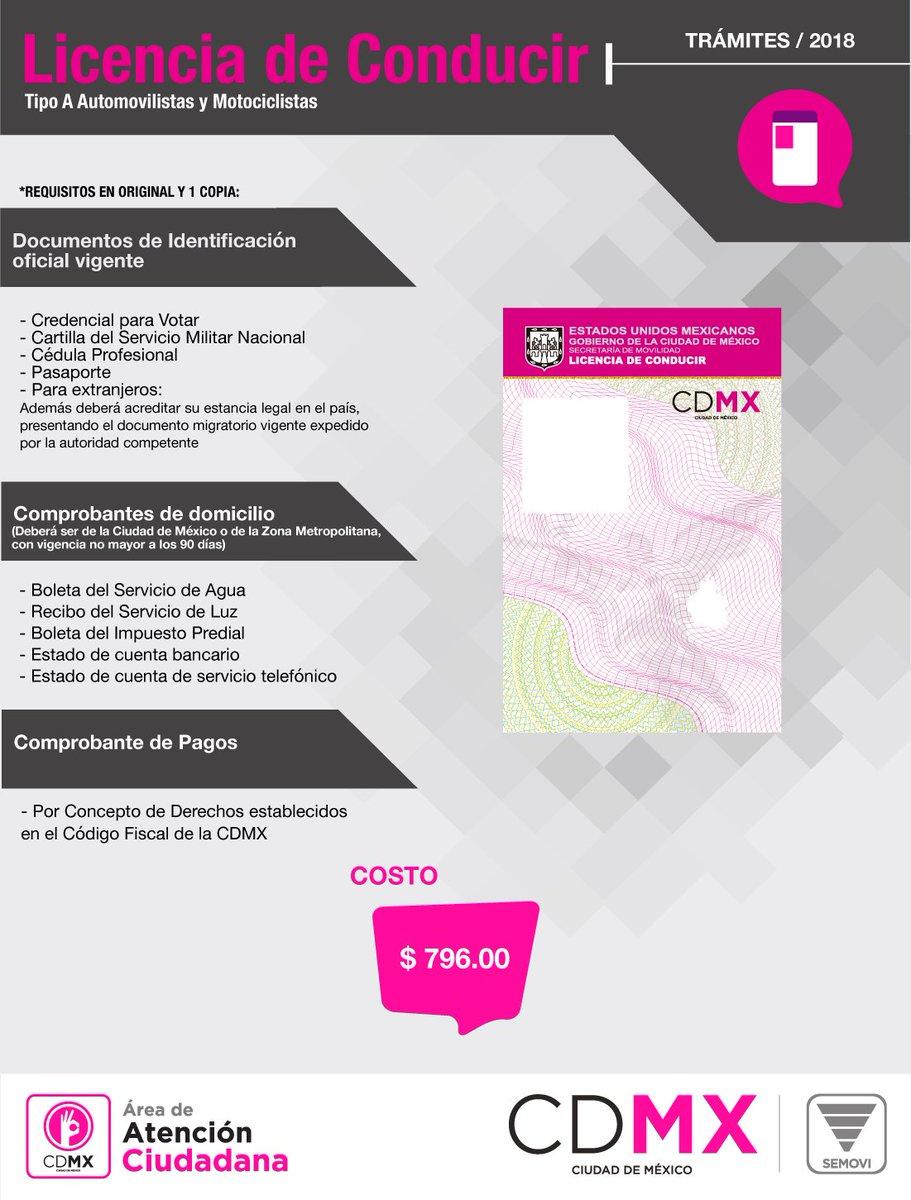 Secretaría De Movilidad Cdmx On Twitter Buenos Días Todos