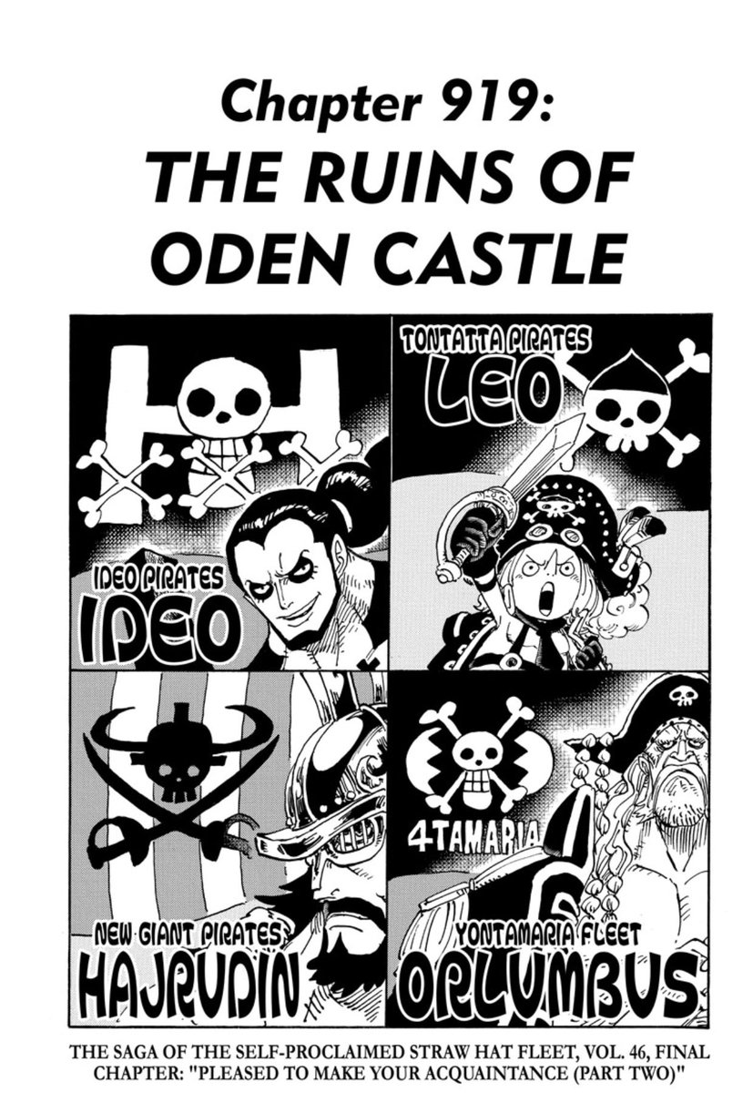One Piece Center on Twitter: