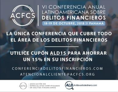Antilavadodedinero's photo on Conferencia