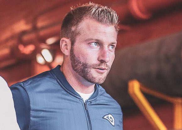 Image result for sean mcvay beard