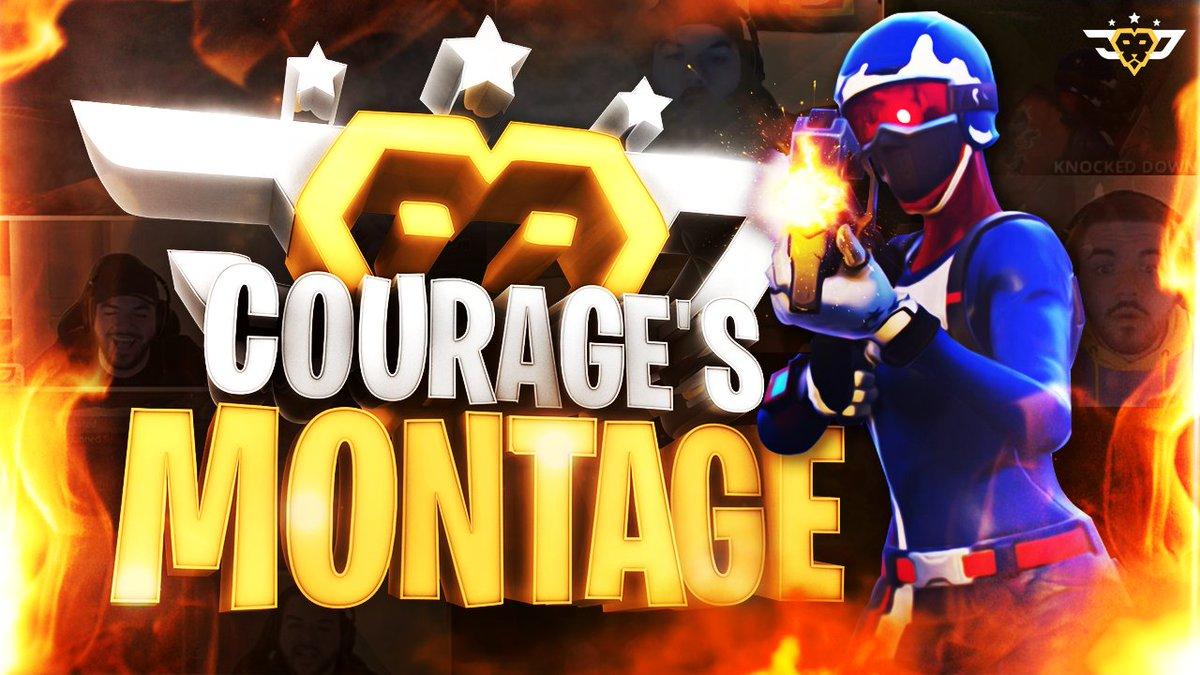 Fortnite Montages 1 Jack Courage Dunlop On Twitter Courage S Official Fortnite Montage Rt Fam 3 Https T Co Jml3mvblug