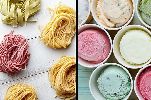 Everyone Is A Combination Of An Ice Cream And A Pasta https://t.co/p0bR5f1Yoy #yummy #foodie #delicious https://t.co/WqkcbyXPWQ