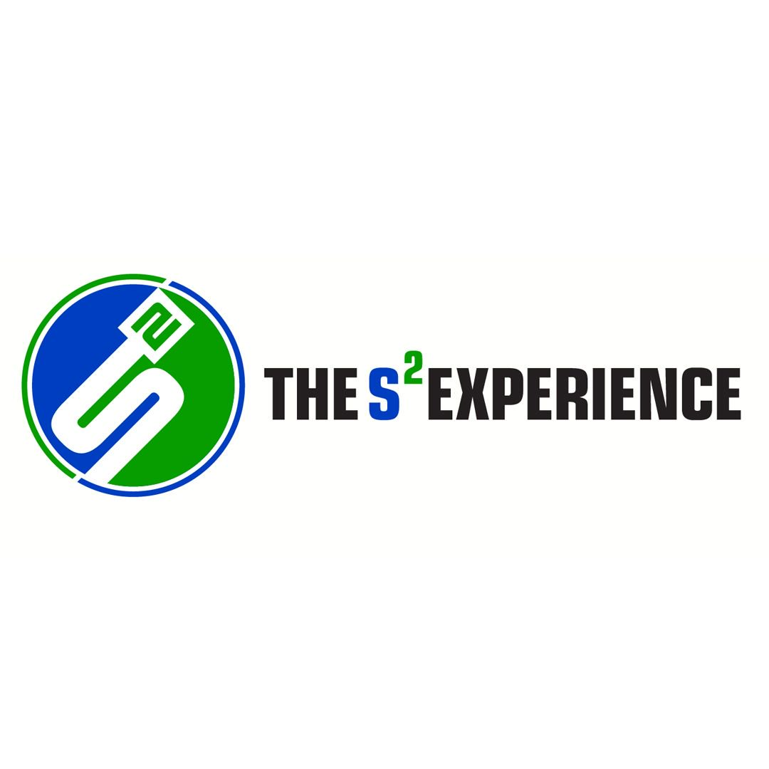 New logo design for The S2 Experience brand! 😀😀 DM or email us for your logo needs business@41global.com⠀#41Global #logo #logos #design #designs #logodesigns #logotype #graphic #graphicdesigns #brand #brandidentity #illustration #logomaker #graphicdesigner #vector
