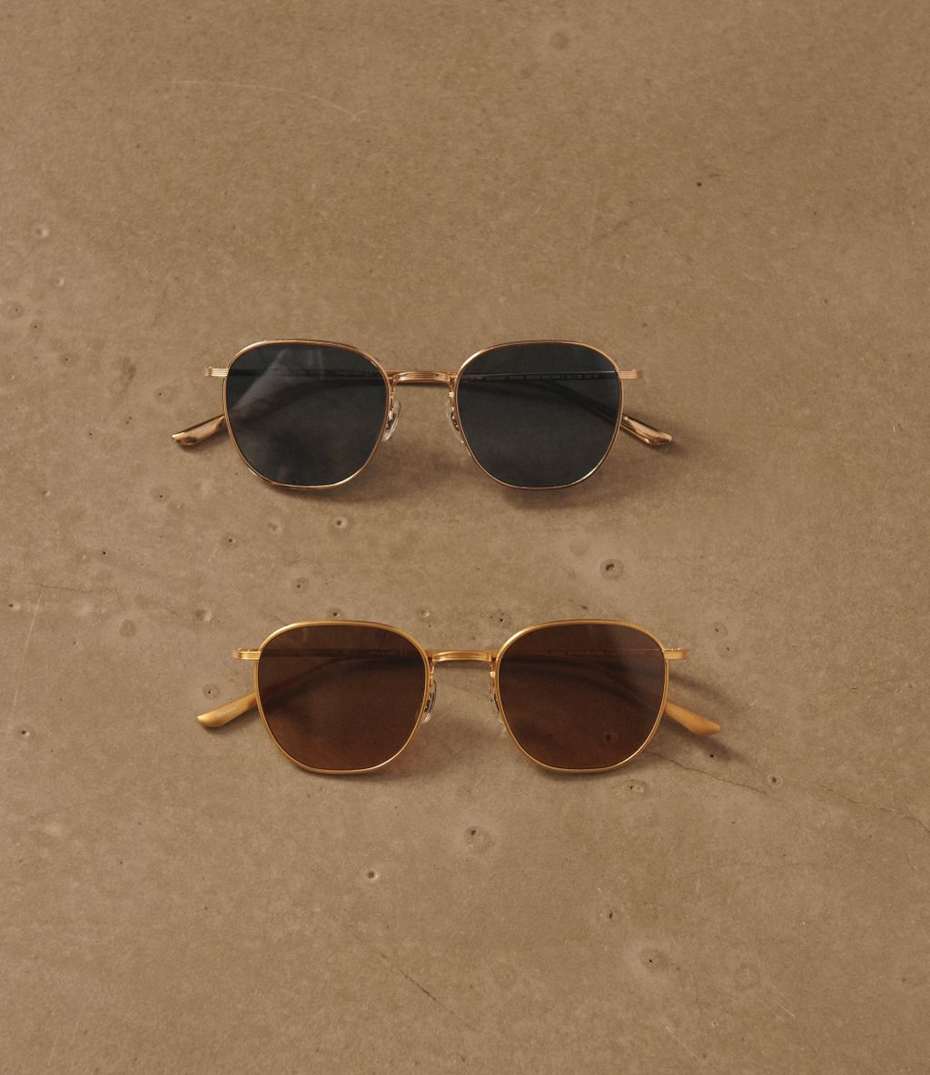 a35784cdb9f ... Gold + Marine Gradient and Brushed Bright Gold + Brown Rust Gradient.  Discover new styles from The Row on  Oliverpeoples .compic.twitter.com 2Lb6YHir3s