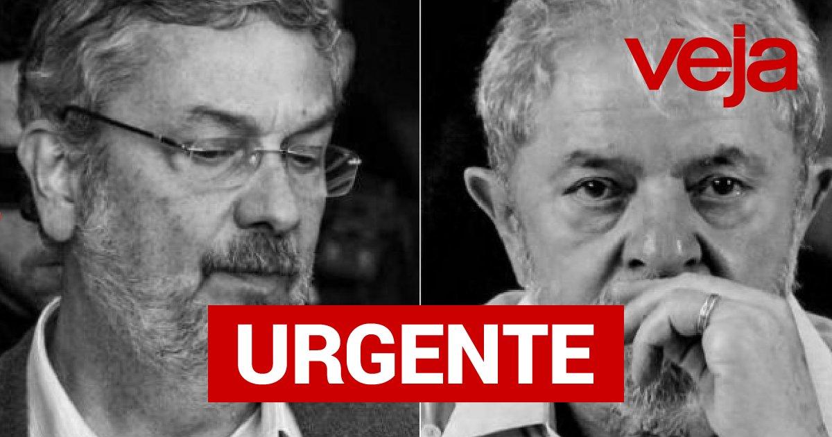 #URGENTE Moro tira sigilo de parte da delação de Palocci que cita Lula https://t.co/4PVNErX0ZK