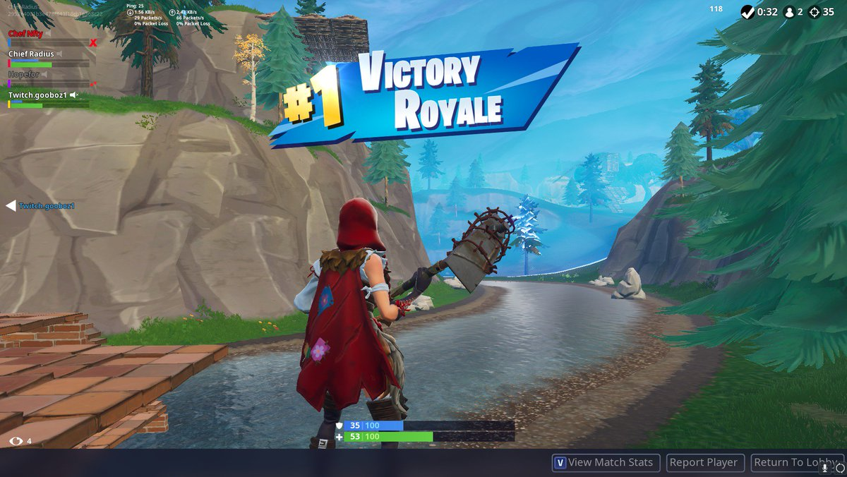 The Chiefs On Twitter 35 Kills In A Single Fortnite Squad