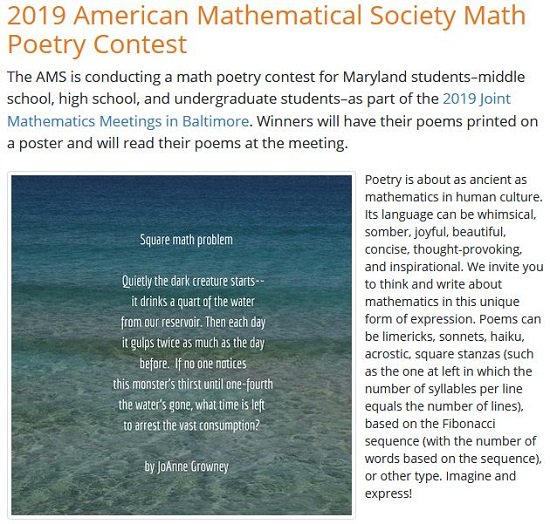 American Mathematical Society on Twitter: