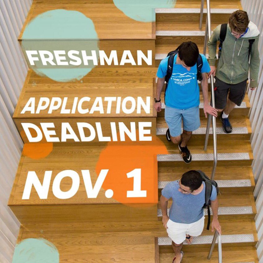Uf Application Deadline >> Uf Admissions On Twitter It Is October 1st The Freshman