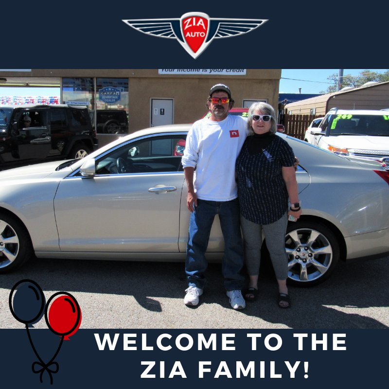Zia Auto Sales >> Zia Automotive On Twitter Congratulations Mr And Mrs Dubois On