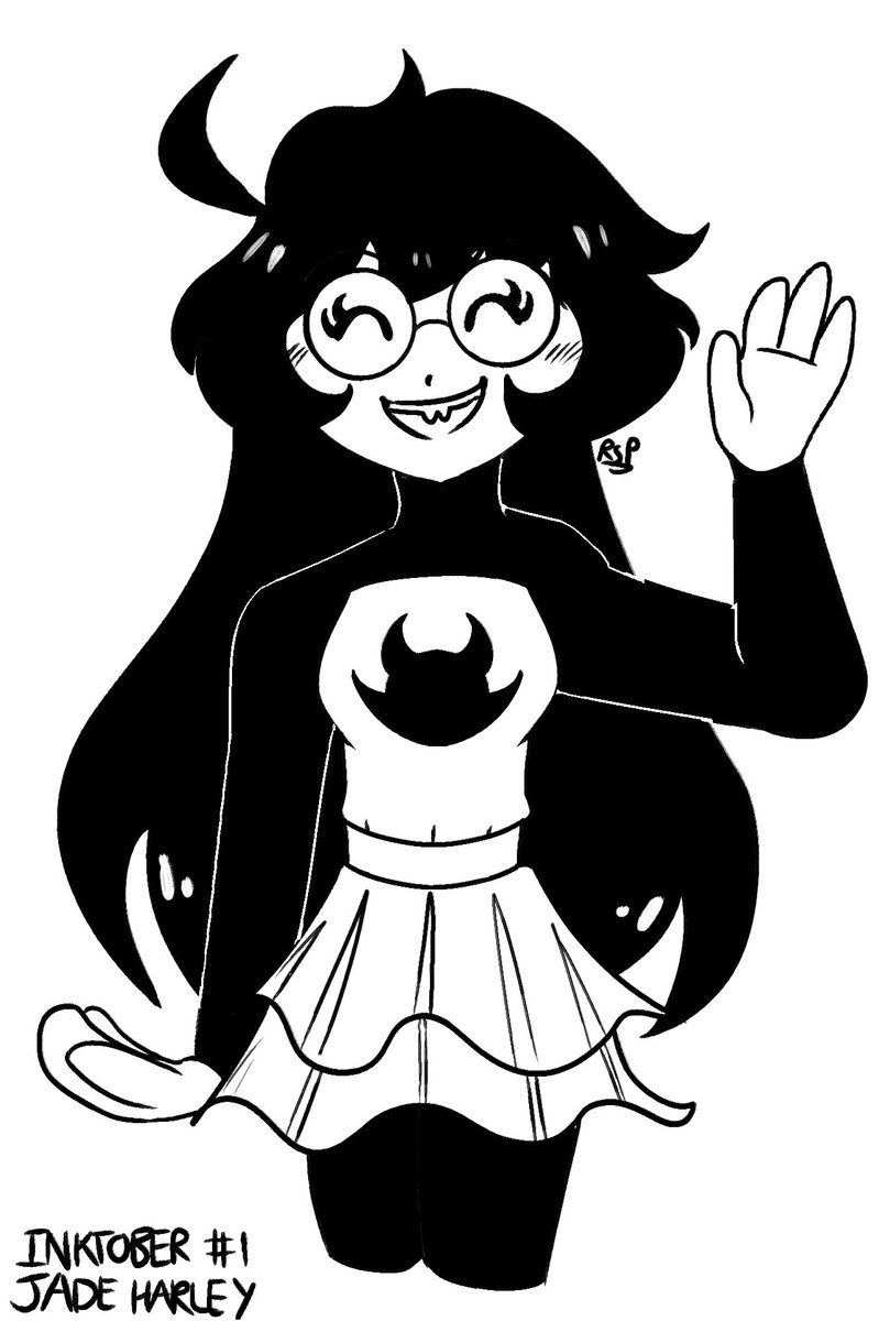 Icheal On Twitter 1 Jade Harley I Picked Her Eclectica Dress For This One Cause It Was Cute 0 Her Old Outfits Are So Underrated Homestuck Inktober Jadeharley Https T Co G4emlncald