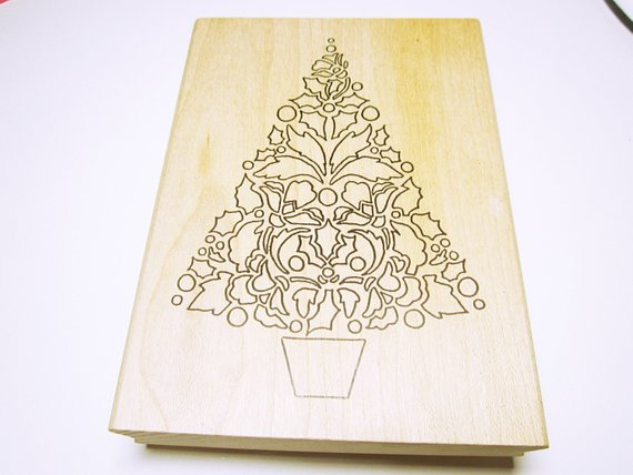 Rose Belyea On Twitter Poinsettia Tree Rubber Stamp Christmas